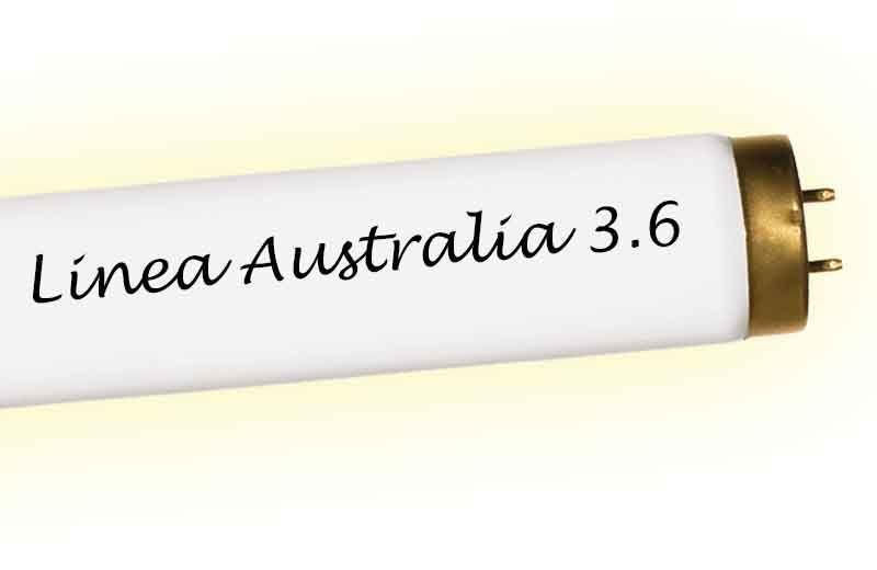 Linea Ausztrália szoláriumcső