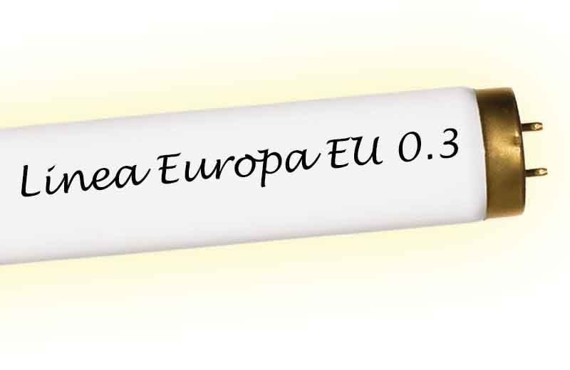 Linea Európa szoláriumcső